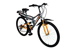 Kross K 80 Multi Speed 26T Bicycle (Matt Grey)