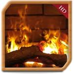 Fireplace Ambiance HD - Wallpaper & T...