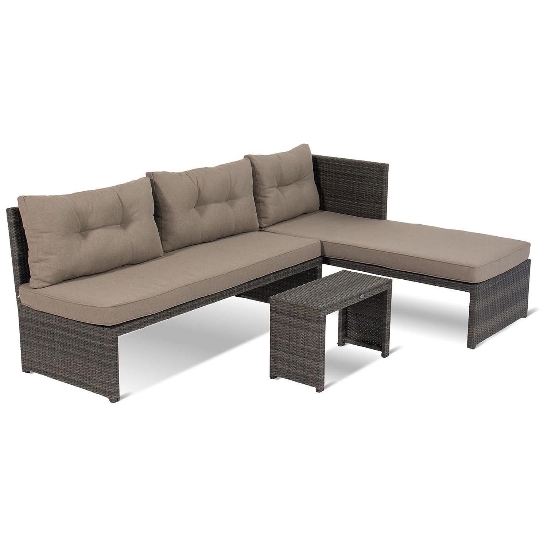 Hartman Loungeset Loungeecke Cameleon Set taupe rough flat 65725706 bestellen