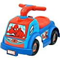 Spider-Man Adventures Activity Ride-On