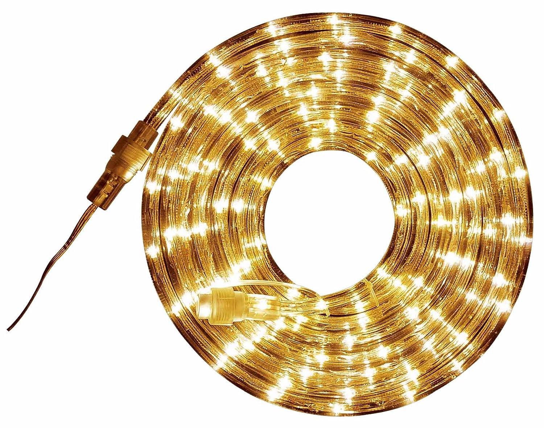 LED rope light gold ball 5M (japan import)