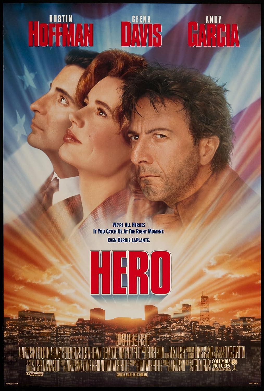 Movie Posters 1992 Hero 1992 Original Movie