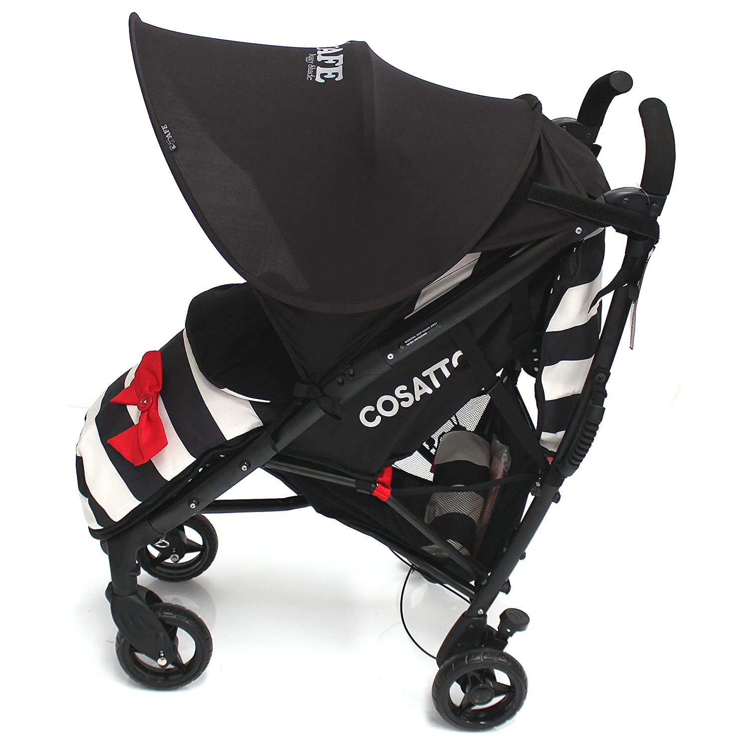 Isafe Buggy Shade Maker For Cosatto Yo Universal Stroller