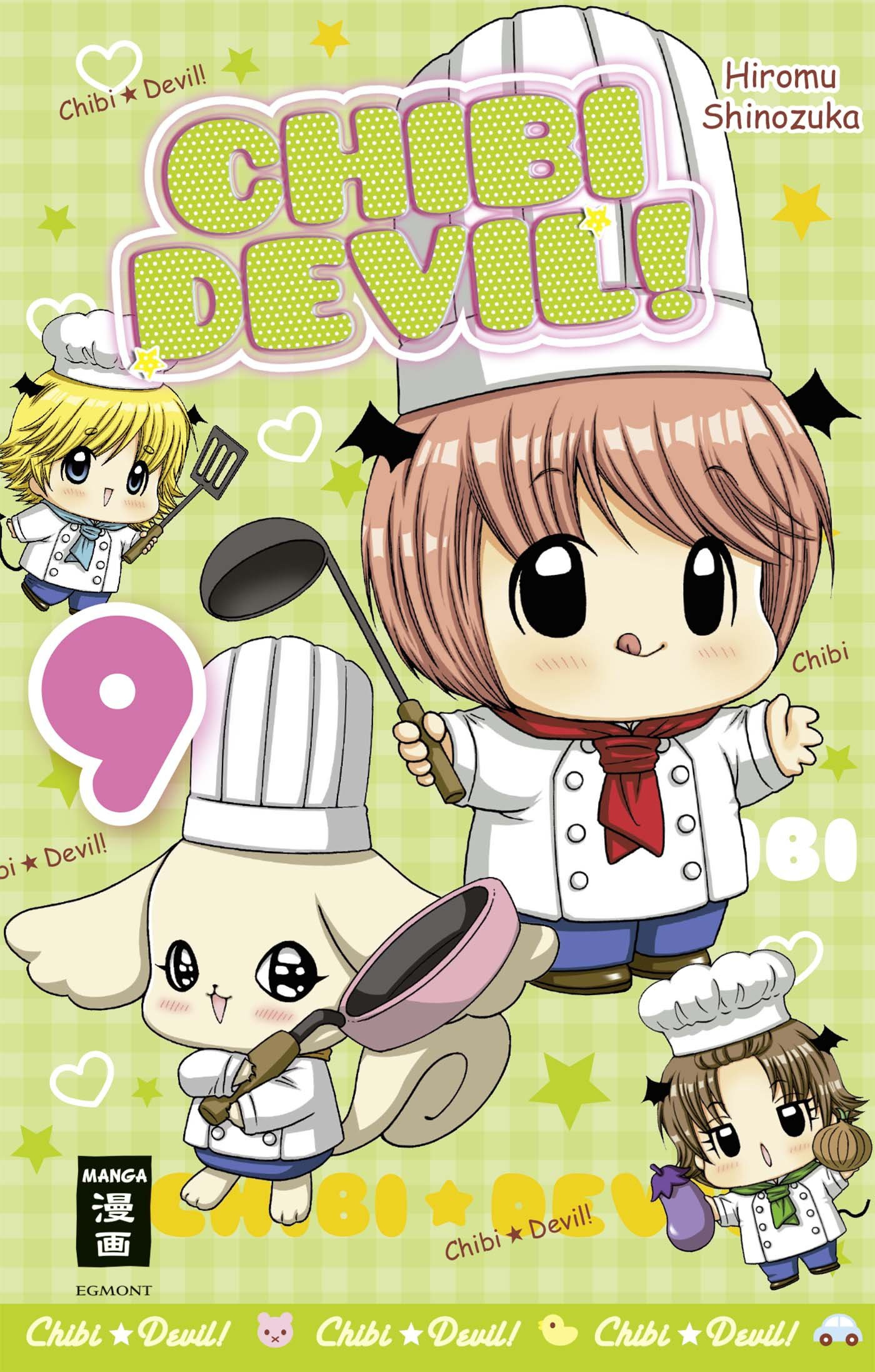 Chibi Devil, Band 9