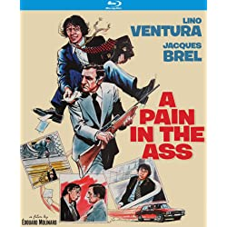 A Pain in the Ass (L'Emmerdeur) [Blu-ray]