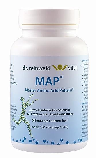 Dr. Reinwald Master Amino Acid Pattern MAP, 1er Pack (1 x 120 g)