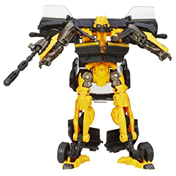 Bumblebee High Octane Transformers 4 Generations Deluxe Class Action Figure
