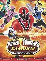 Power Rangers Samurai: The Team Unites (Vol.1) [HD]