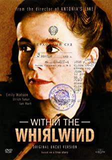 Book Cover:                                                                             Within the Whirlwind