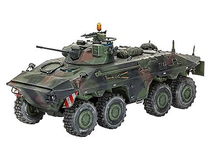 Revell - 3036 - Maquette Militaire - SpPz 2 Luchs