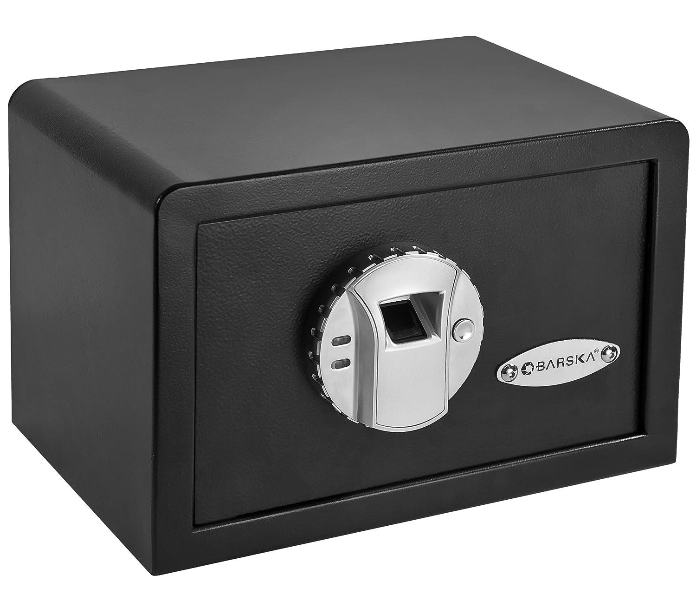 BARSKA Mini Biometric Safe Review