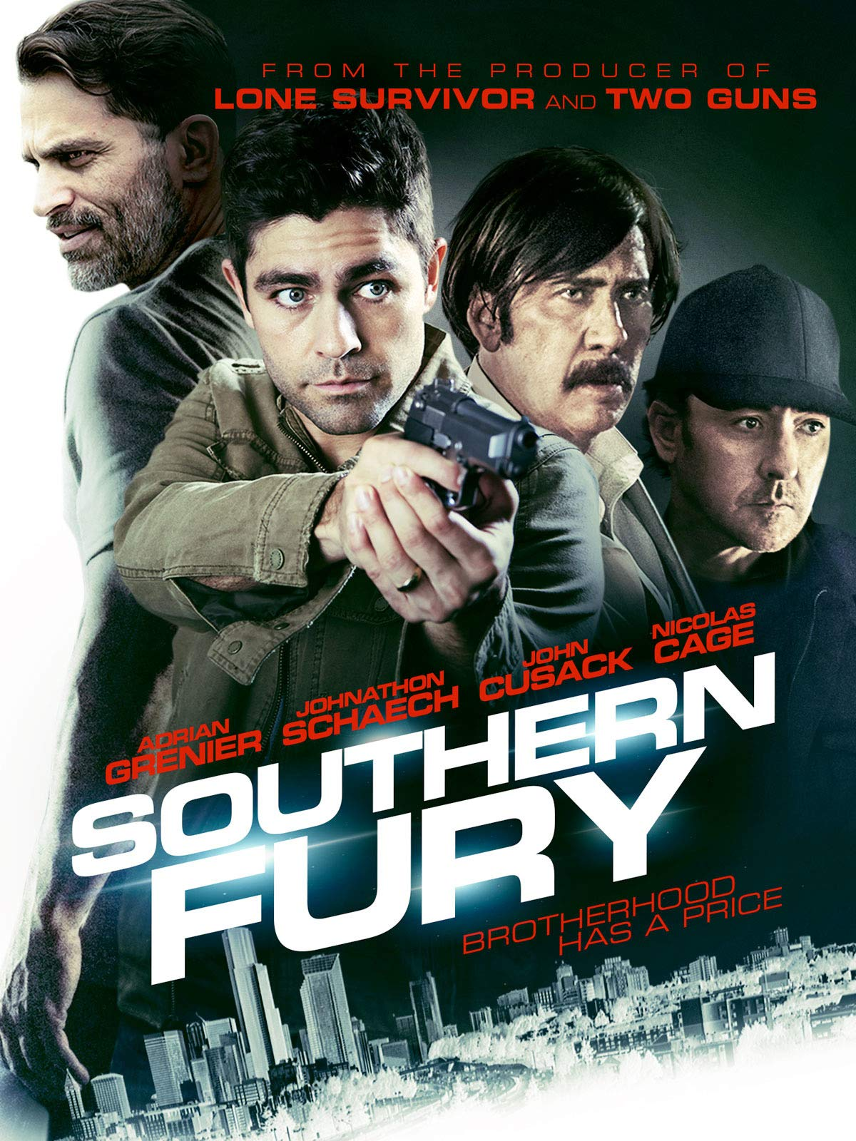 Southern Fury on Amazon Prime Video UK