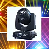 Boryli 7r 230w DMX 16/20 Channels 7R Sharpy Beam 230W Moving Head Light Black For Wedding Christmas Birthday DJ Disco KTV Bar Event Party Show (Color: 7r lamp (1 piece))