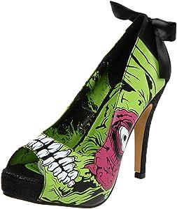 Iron Fist Shoes ~ Zombie Shoe