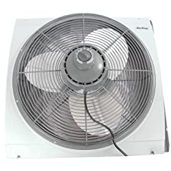 Air King 9166F 20 Whole-House Window Fan