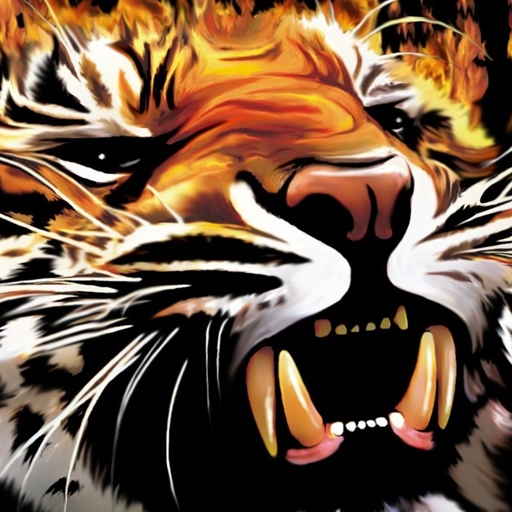 3D tiger game at Amazon.com