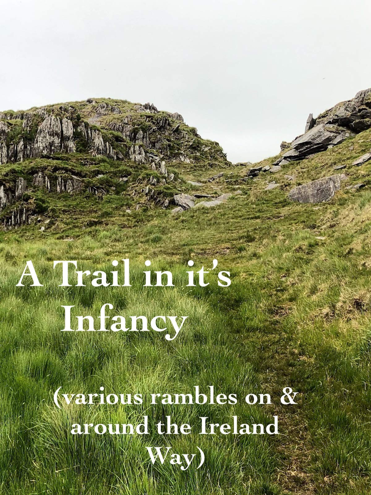 A Trail in its Infancy (various rambles on & around the Ireland Way)