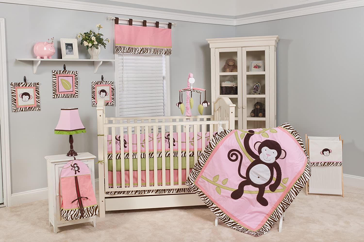 Jolly Molly Crib Bedding