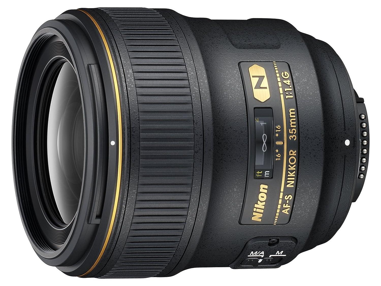 Nikon lens 35mm/1.4G