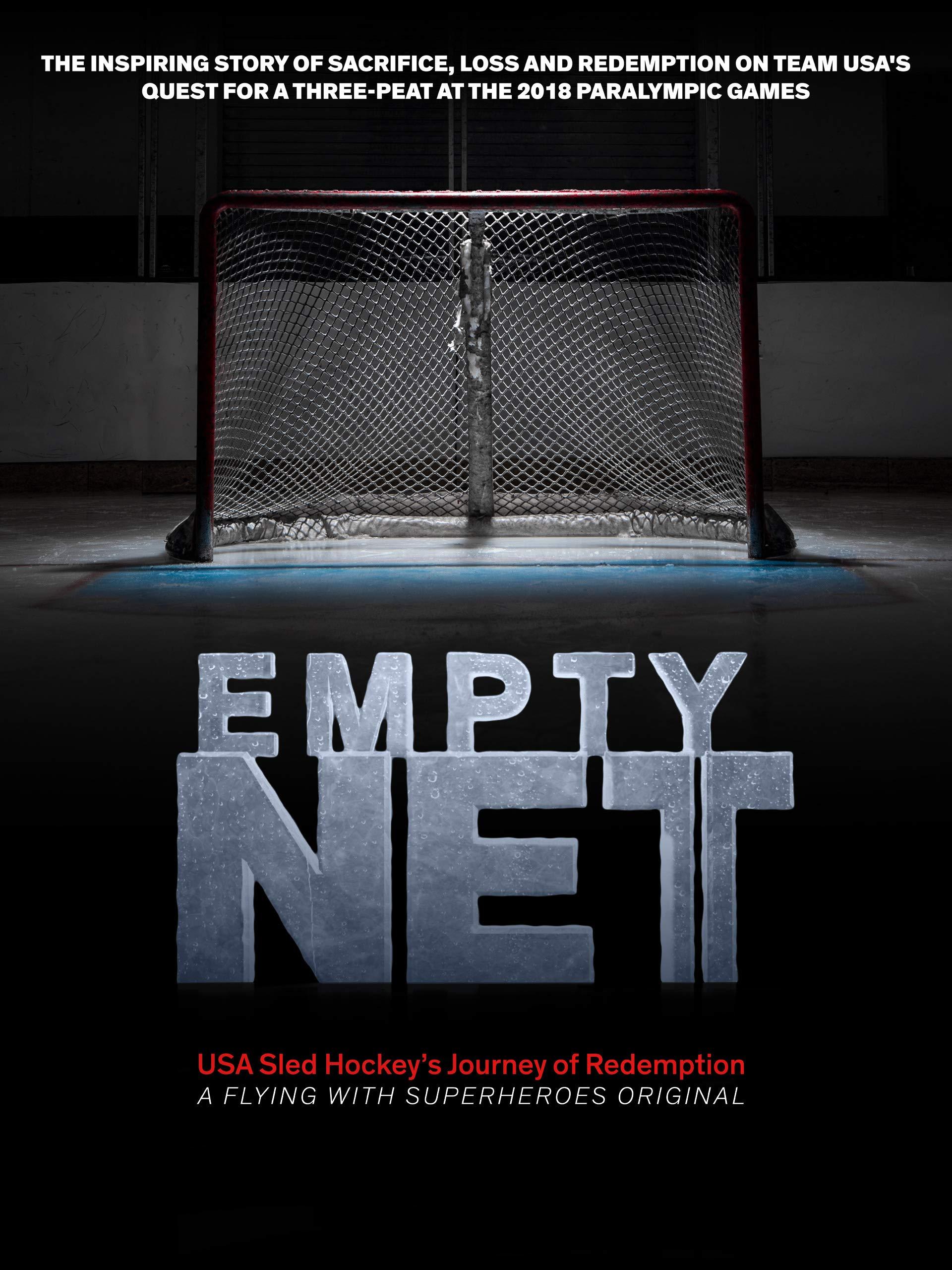 Empty Net - USA Sled Hockey's Journey of Redemption on Amazon Prime Video UK