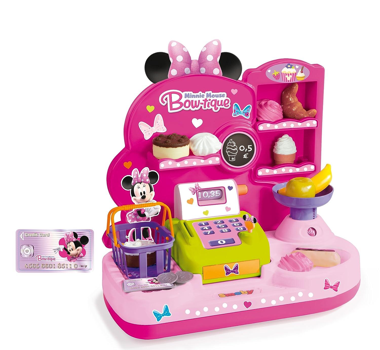 Smoby Minnie Maus Süßigkeiten-Shop