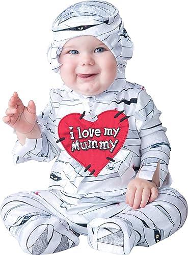 InCharacter Costumes Baby's I Love My Mummy Costume