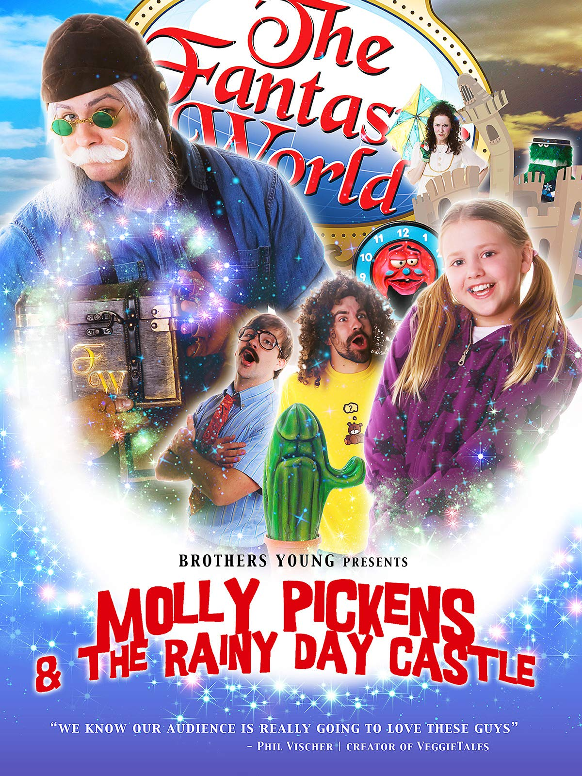 Molly Pickens and the Rainy Day Castle | A Fantastic World Movie on Amazon Prime Video UK