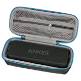 Baval Hard Case Replacement for Anker Soundcore 2 Portable Wireless Bluetooth Speaker (Color: Black)