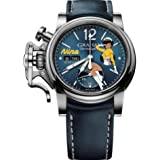 Graham Watch Chronofighter Vintage Nose Art WWII Pin Up Girl Nina Limited Edition 2CVAS.U04A.L129S