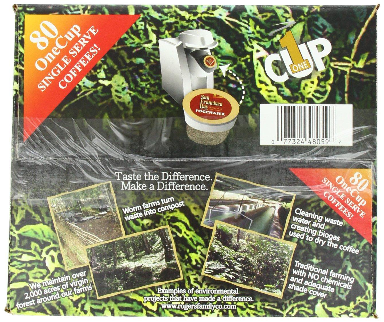 Порционный пакетик кофе San Francisco Bay Coffee , OneCup FBA-|278823