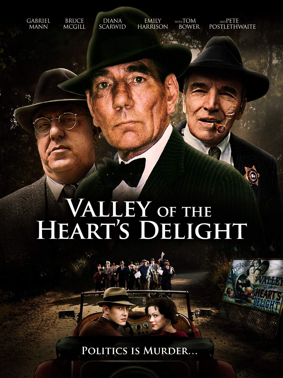 Valley of the Heart's Delight (2005) on Amazon Prime Video UK