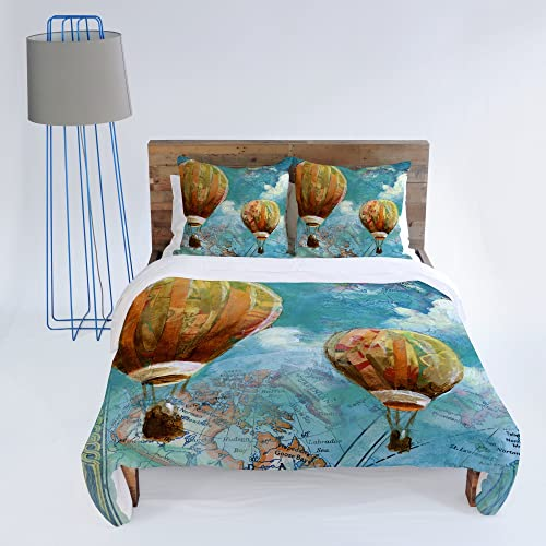 Hot Air Balloon Bedding
