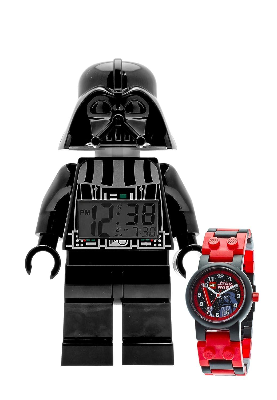 LEGO® Star Wars Darth Vader Wecker und Armbanduhr Bündel günstig