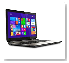 Toshiba Satellite L55-B5357 15.6 inch Laptop Review