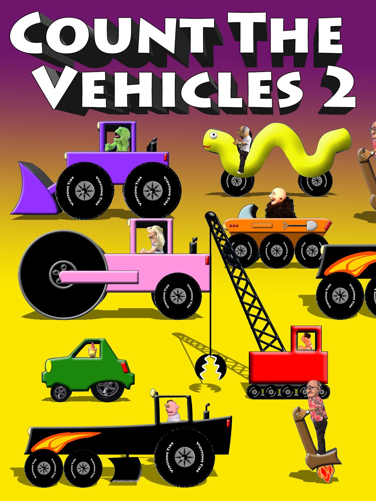Count The Vehicles 2 on Amazon Prime Video UK