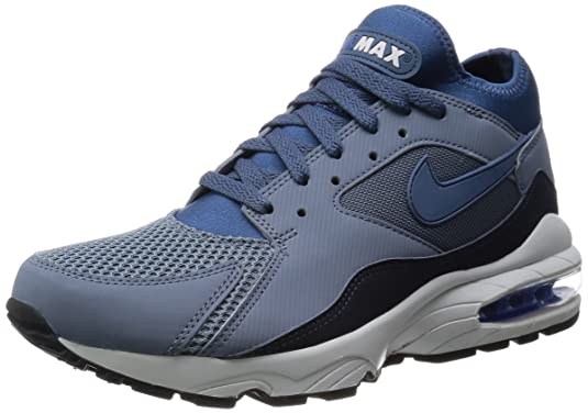 Hope Uniting | Maroubra | Nike Air Max Griffey Mens Running Shoe Black And Blue Fashion