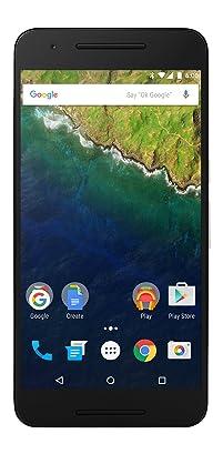国外网购海淘:Huawei华为Nexus 6P  64 GB铝合金外壳手机