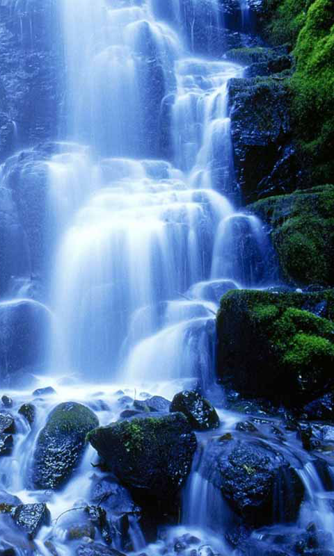 3d waterfall wallpaper appstore for android for 3d wallpaper for home amazon