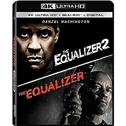 The Equalizer 2 / Equalizer - Set [4K Ultra HD + Blu-ray]