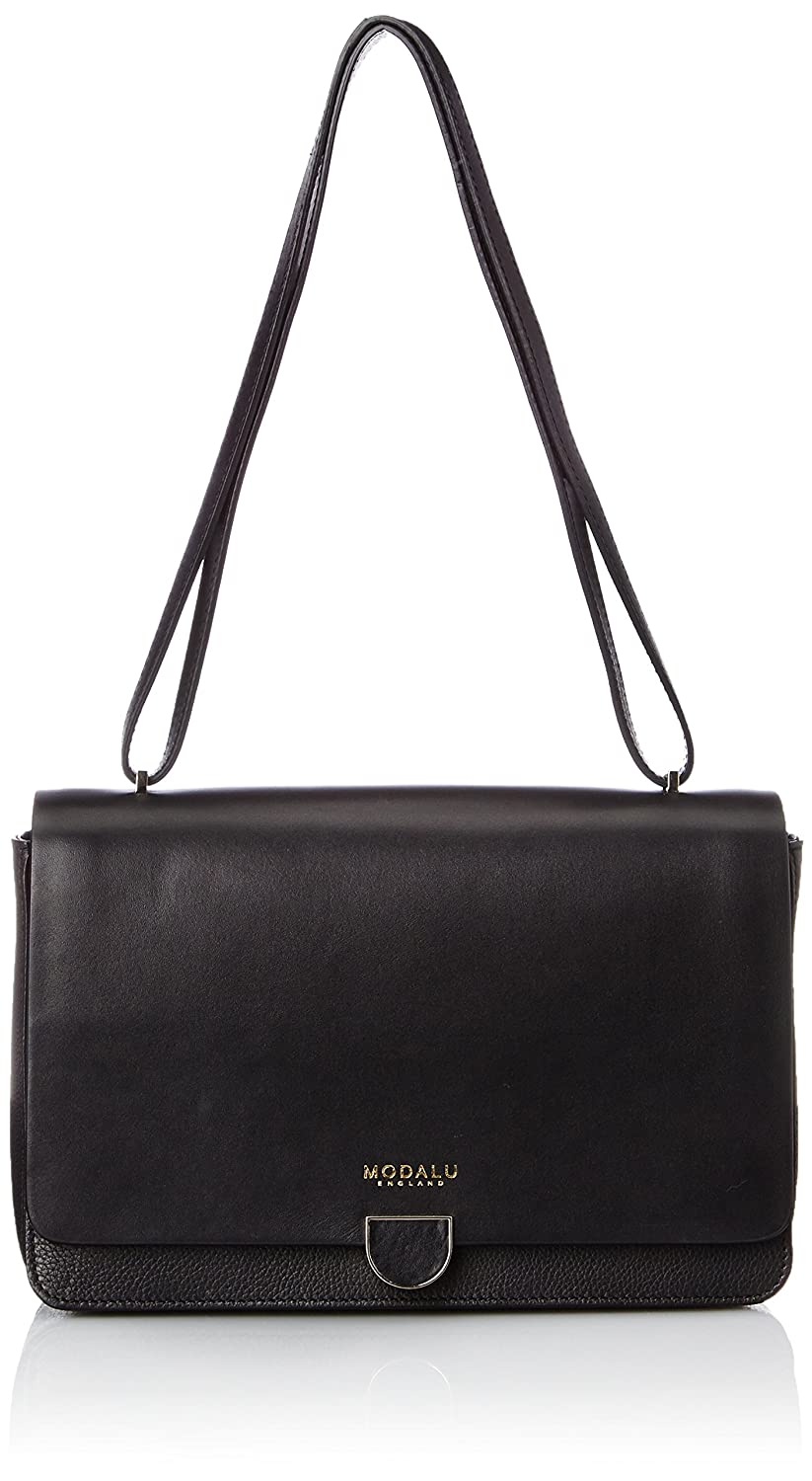 Amazon.co.jp: [モダル] MODALU MARLBOROUGH SHOULDER MH5033 BLACK (ブラック): シューズ&バッグ:通販