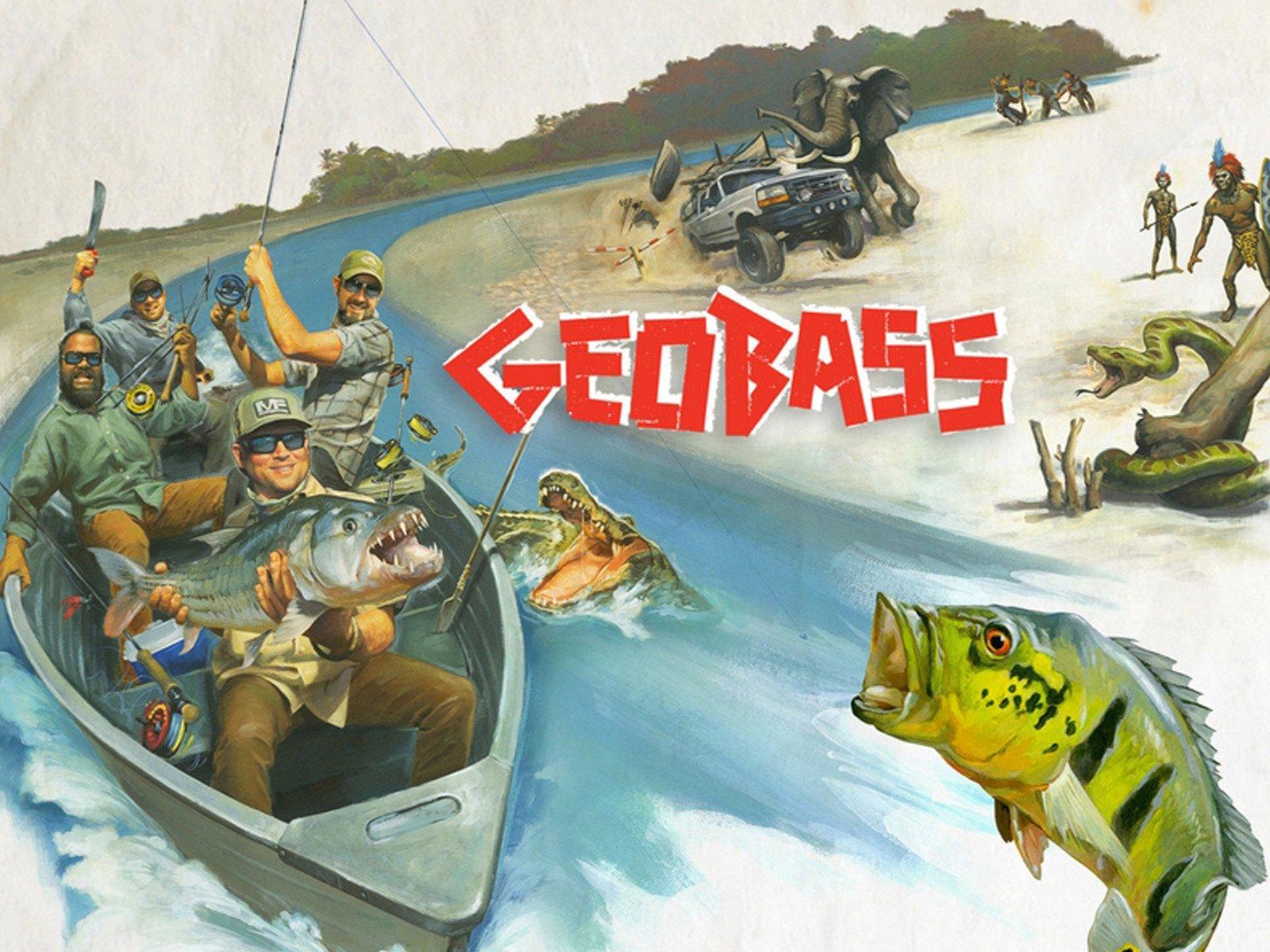 Geobass - Season 1