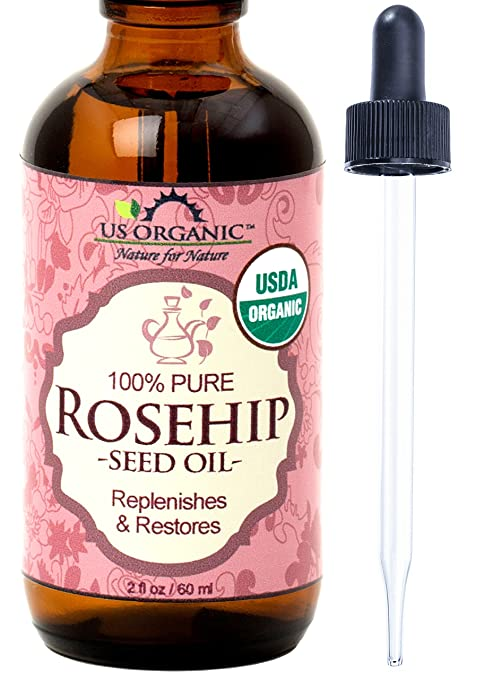 best rosehip seed oil for your face