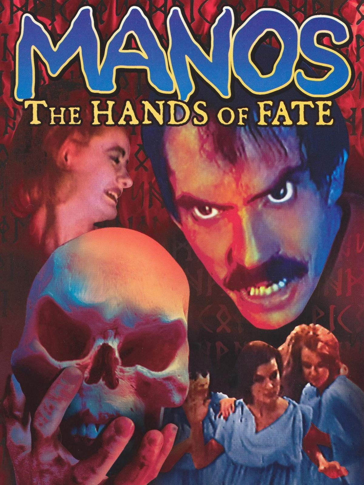 Manos: The Hands of Fate (Restored edition) on Amazon Prime Instant Video UK