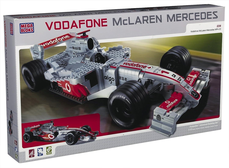 Mega Bloks 3236 – McLaren Mercedes F1 Racer bestellen