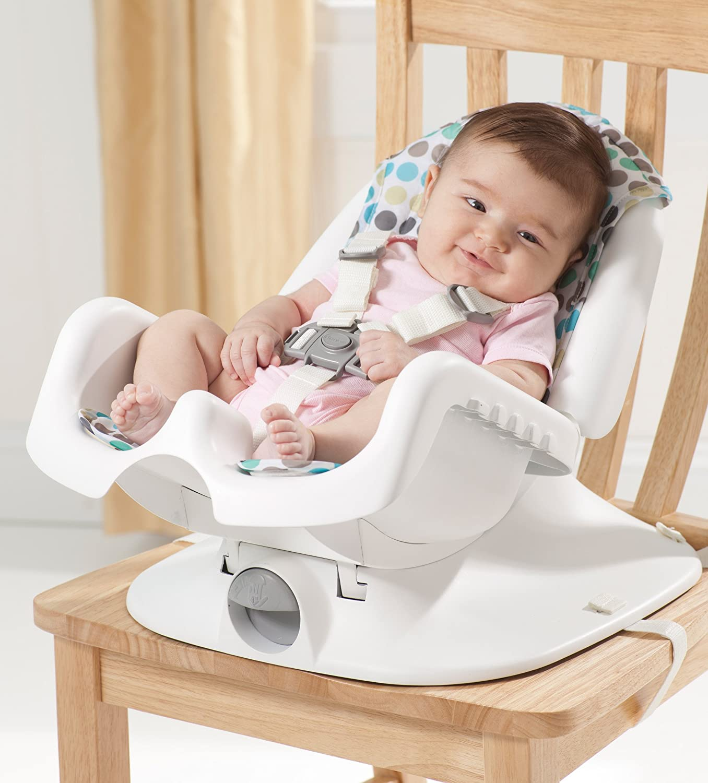 Ghế ăn điều chỉnh độ cao cho bé The First Years Deluxe Reclining Feeding Seat