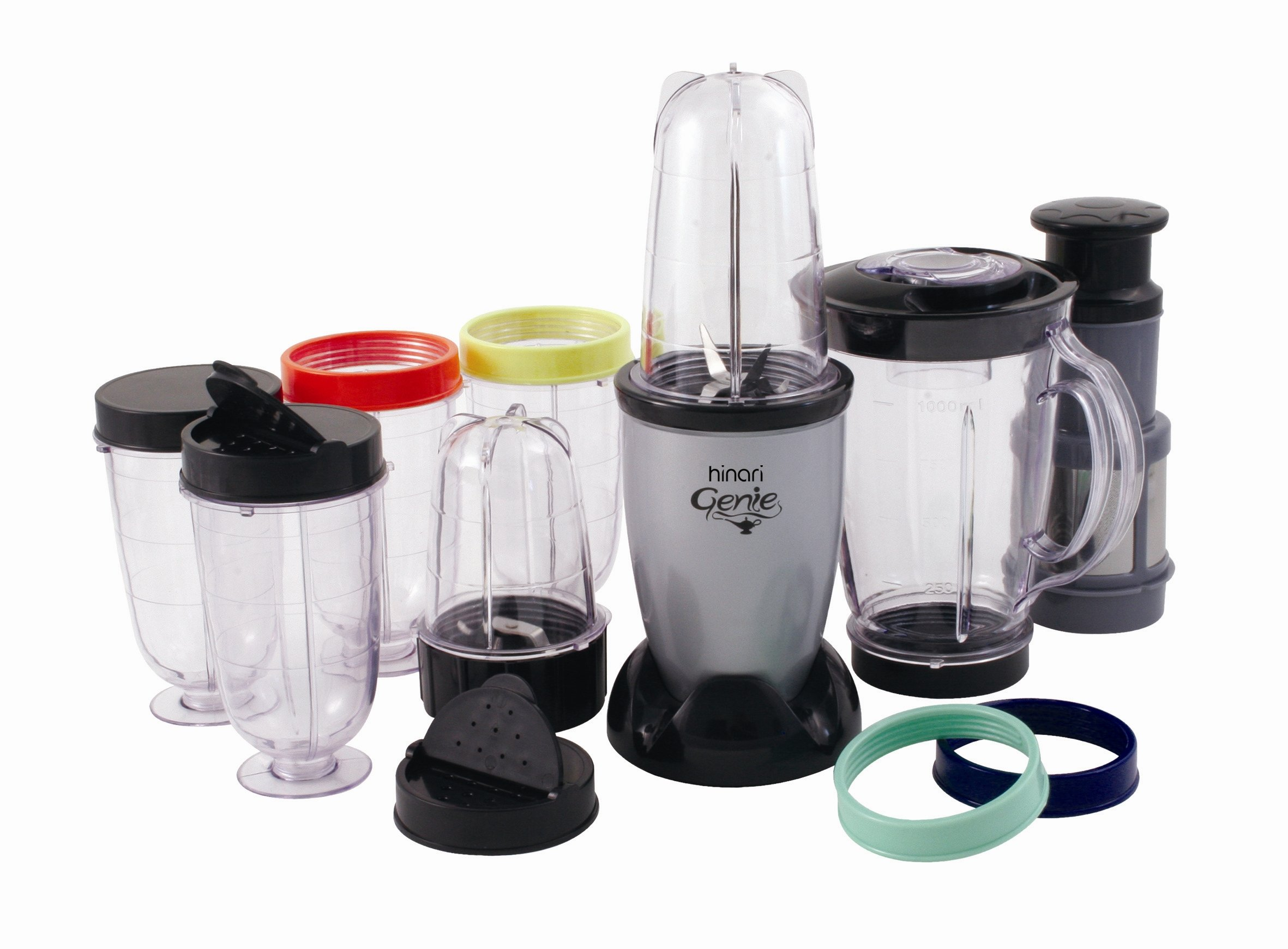Customer Reviews Hinari MB2The Genie Multi-Attachment Blender