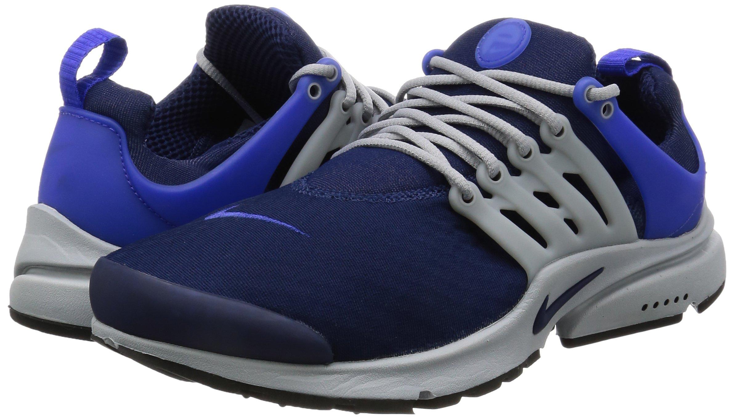 Blue Nike Air