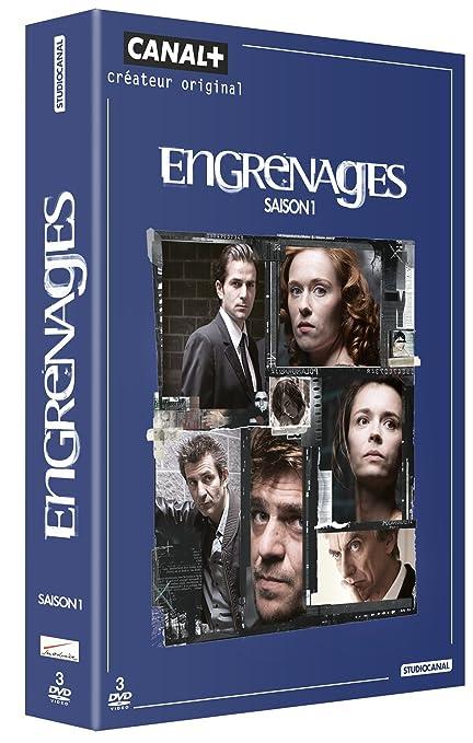 Engrenages : saison 1 : épisodes 1 à 6 / Frédéric Jardin; Frédéric Balekdjian; Nicolas Guicheteau, Réal. | Clert, Alexandra. Instigateur