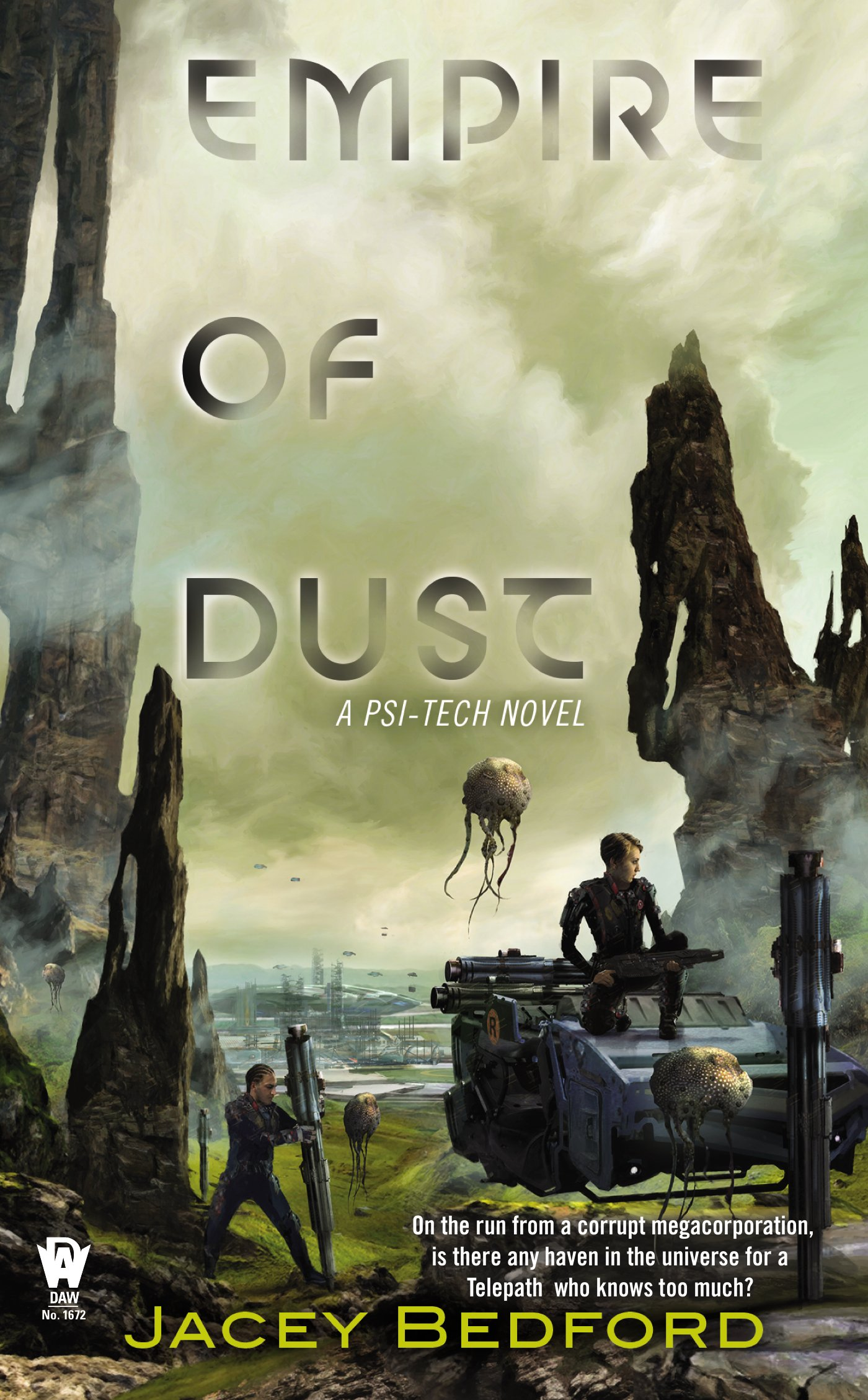 Jacey Bedford: Five Things I Learned Writing Empire Of Dust