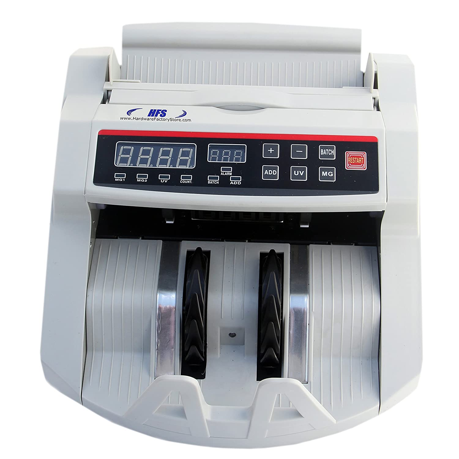 HFS Bill Money Counter Multi Cash Counting Machine - COUNTB01